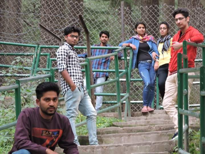 Recreational Tour of Management Department to Manali