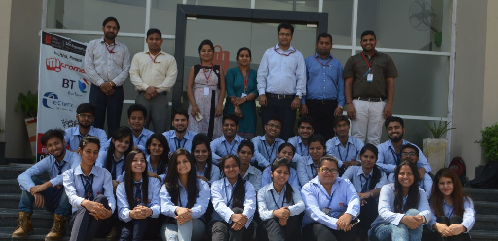 Group Photograph of Computer Science