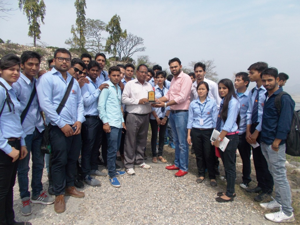 Recreational trip of Civil Department