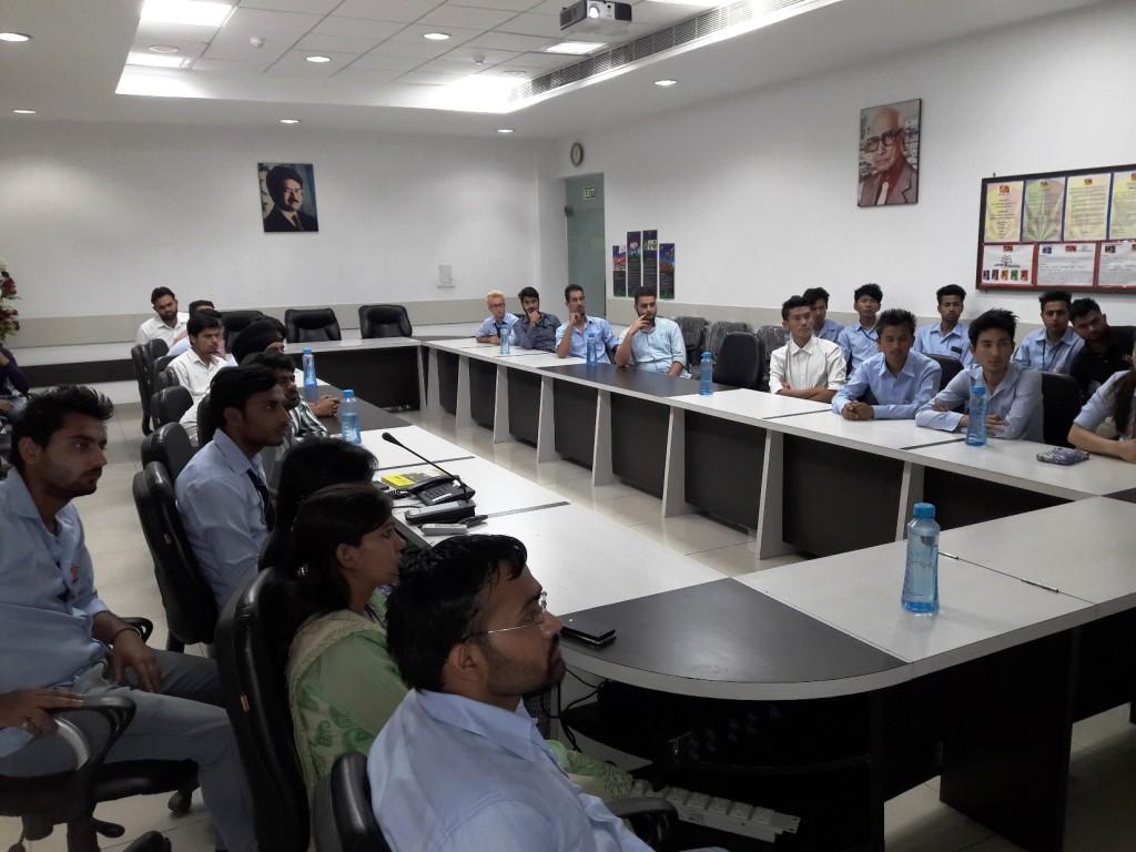 Recreational trip of Civil Department