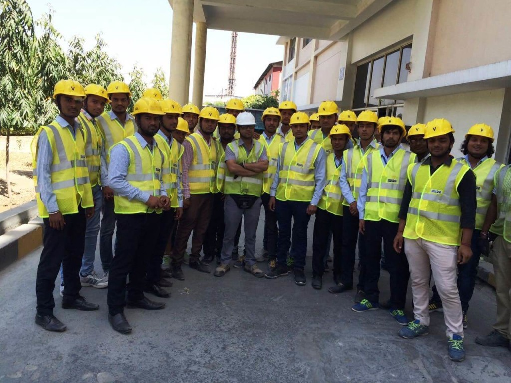 Recreational trip  to Ultratech Cement Plant