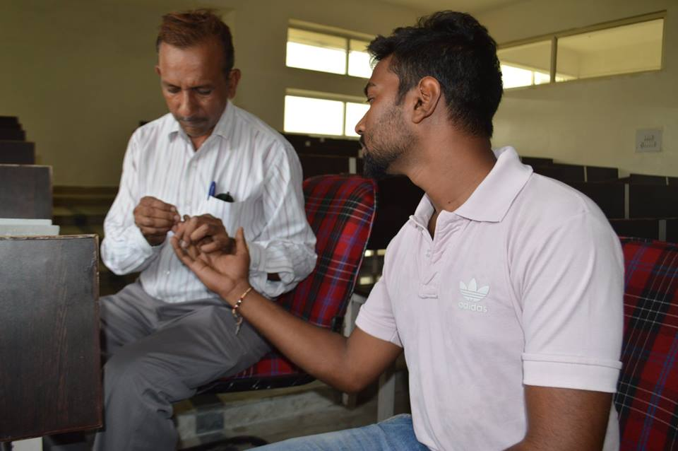 Free Health Check up At Geeta Engineering College by Lioness Club