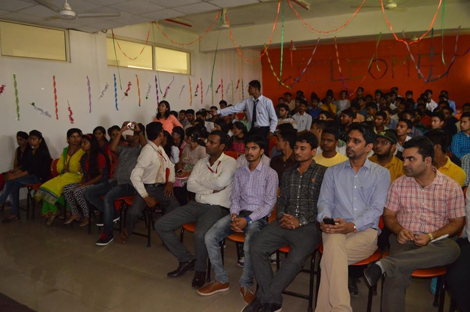 Orientation Day of B-Tech First Year Students