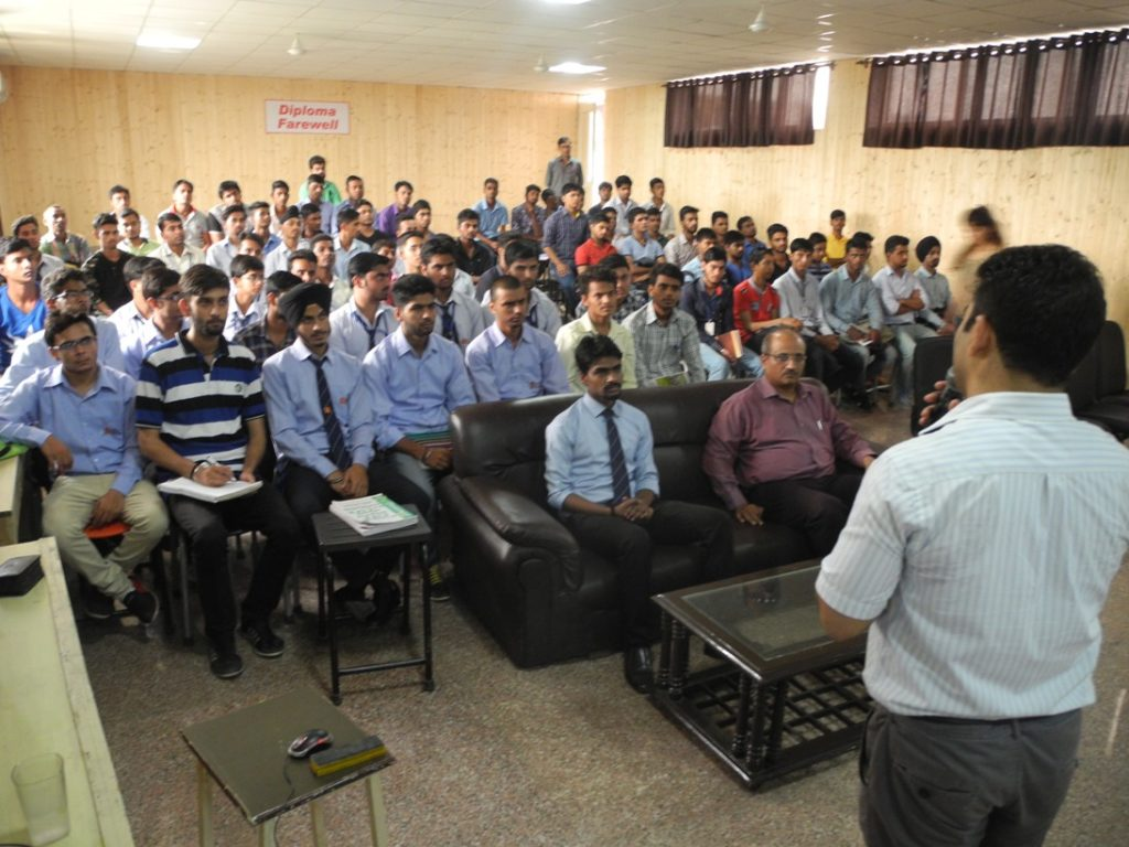 Workshop Conducted By IIT Hyderabad On Andro Engine