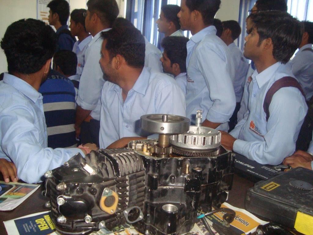 Automobile Engineering Workshop By IIT Delhi