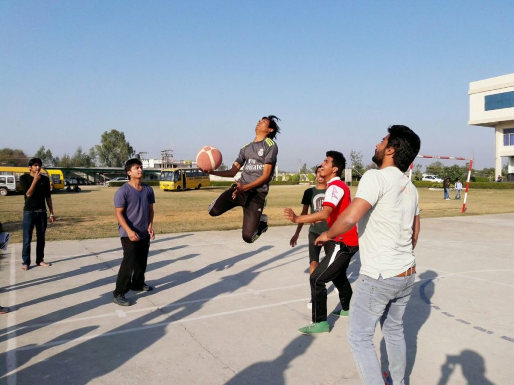 Basket-Ball Competition