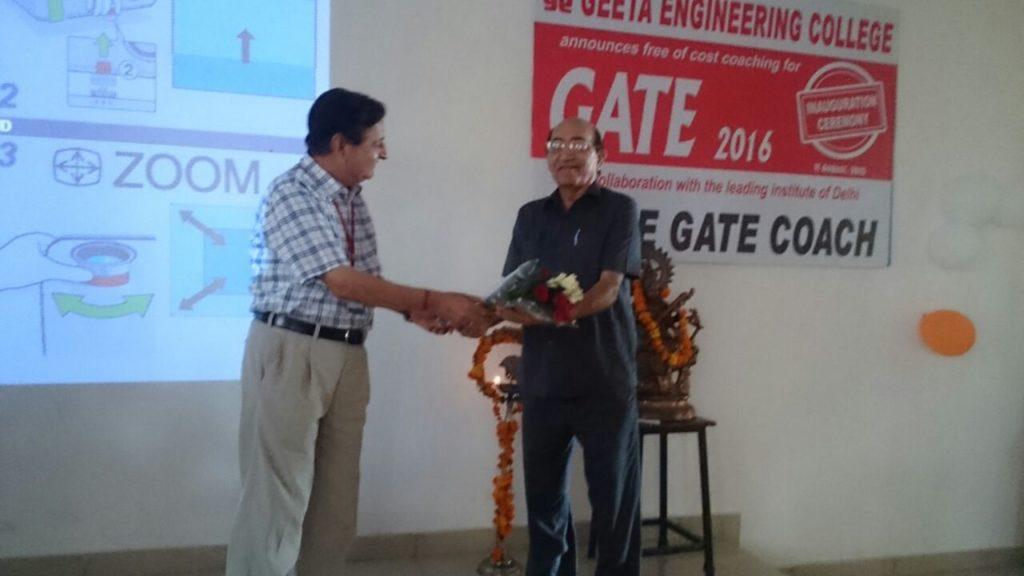 Gate Inaugural Ceremony
