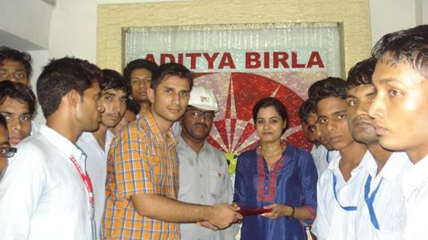 Industrial Visit of Civil Department