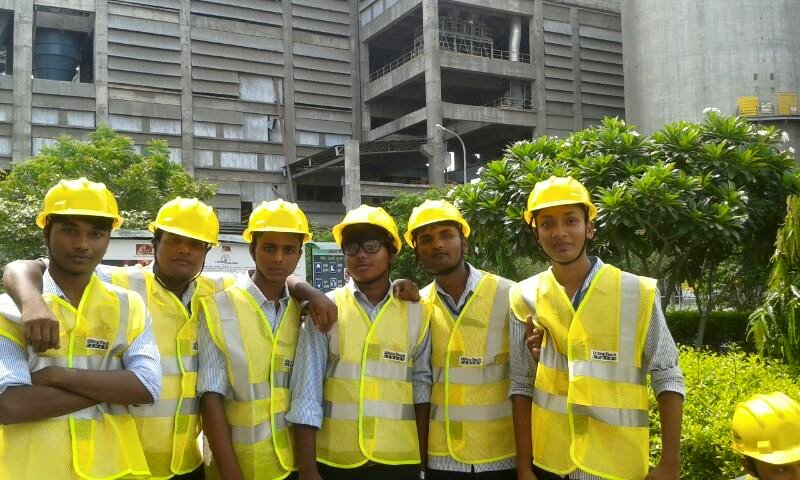 Industrial Visit of Mechanical Department