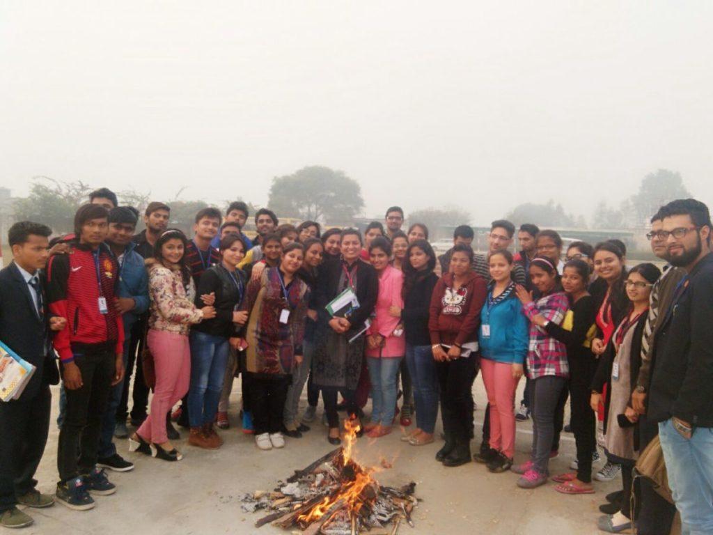 Lohri Celebration