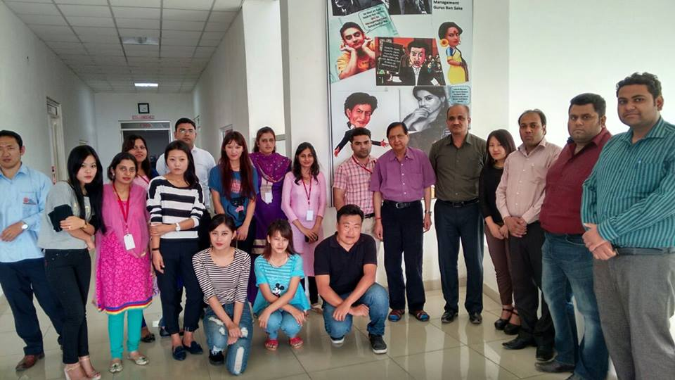 MBA Farewell Party