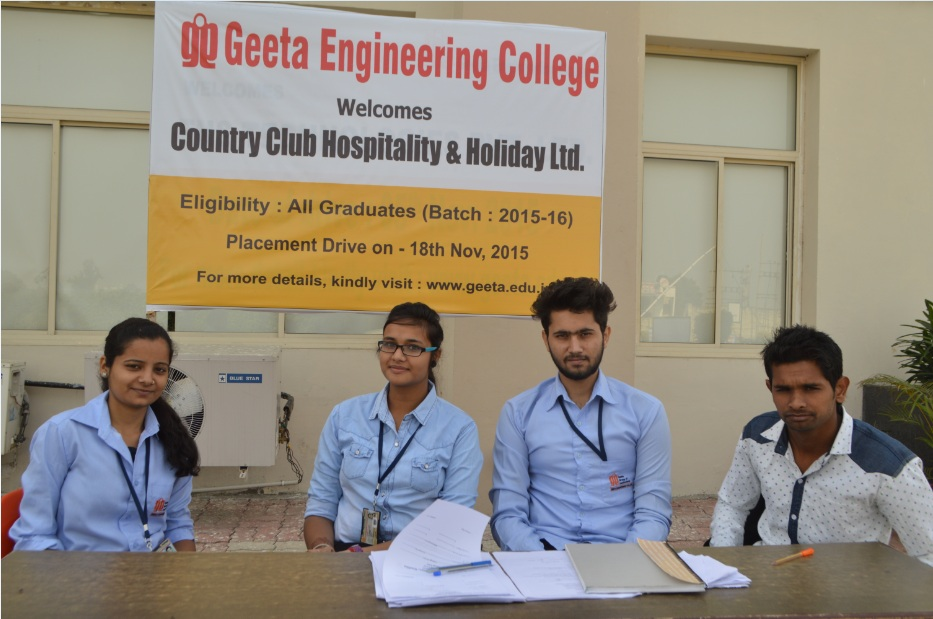 Placement Drive By Country Club
