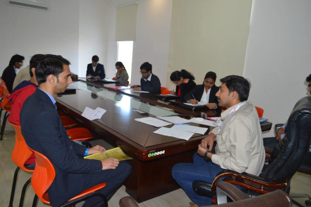 Placement Drive on 10th Feb 2015