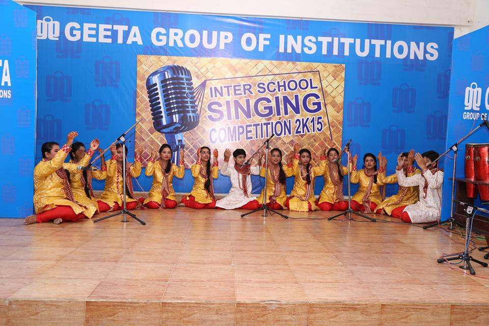Song Competition