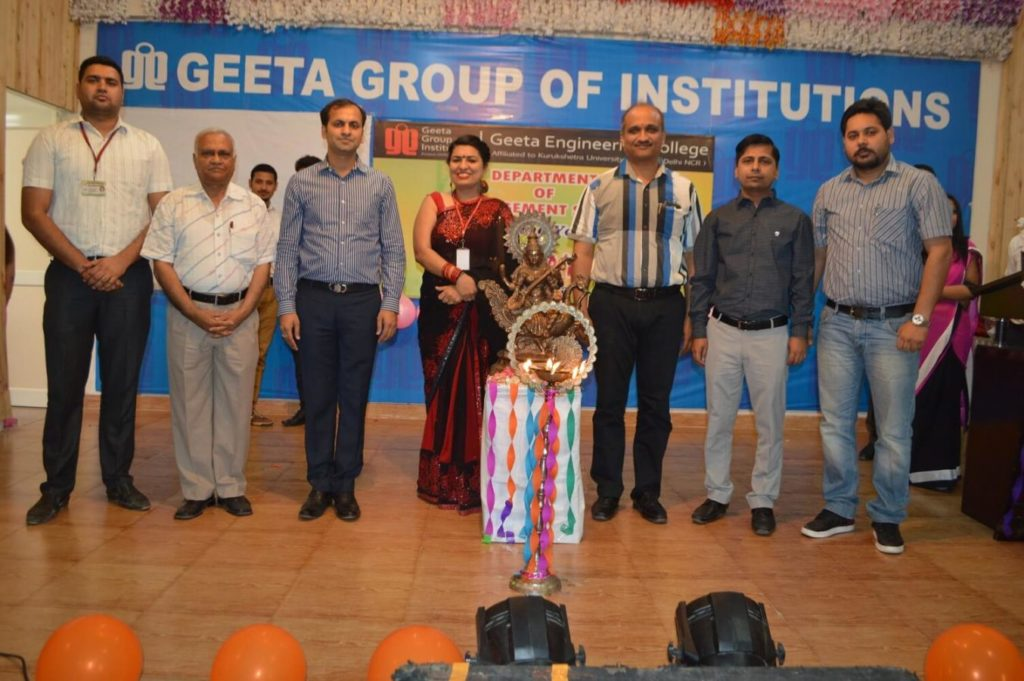 Farewell Party of Department of Management Studies