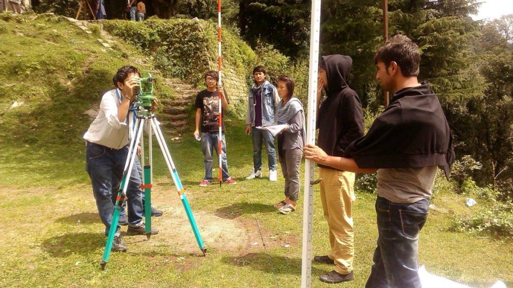 Survey Camp 2104