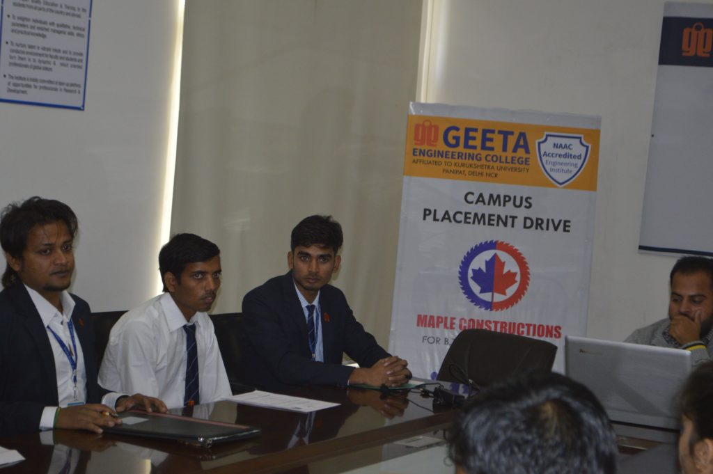 Placement Drive by Maple Constructions