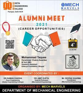 Alumni meet (Mohammad Taquee)